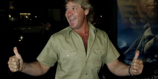 Steve Irwin's getting his own day on November 15.