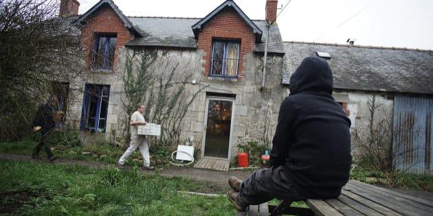 La contre-société de Notre-Dame-des-Landes survivra-t-elle à la menace d'évacuation?