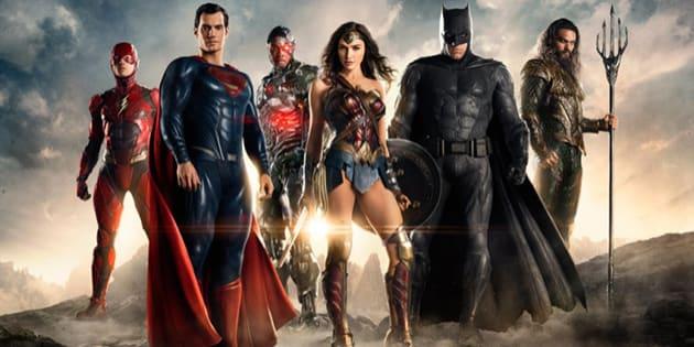 Ao se permitir ser mais leve e bem-humorada, Liga da Justiça consegue criar um divertido filme de heróis