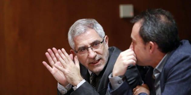El lider de Izquierda Abierta, Gaspar Llamazares, ha acusado este miercoles al