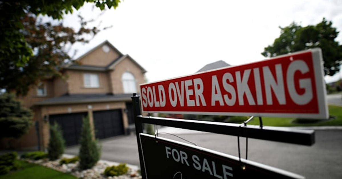 5 Reasons Why The Toronto Housing Market Won't Crash ...