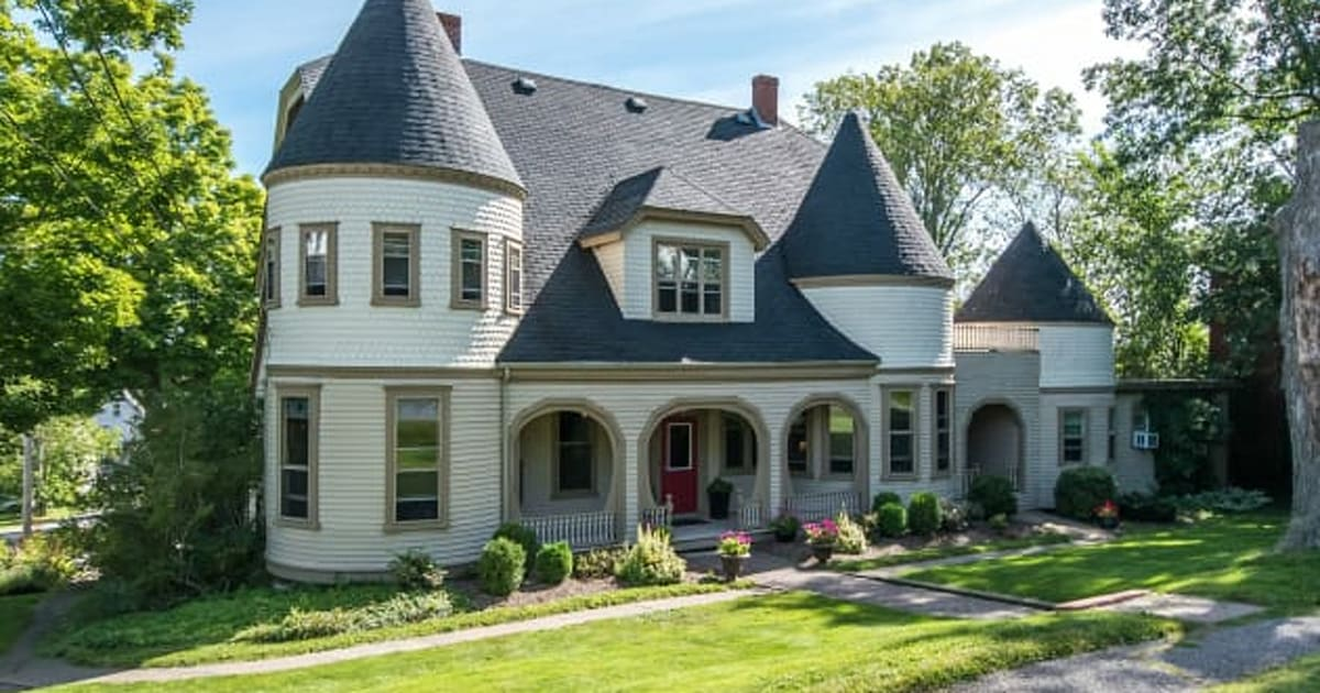 Stunning N.S. Mansion Is More Affordable Than Your Garbage Condo