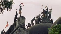 PHOTOS: The Day The Babri Masjid