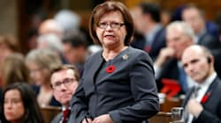 Judy Foote Quits Cabinet For Family