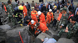 Massive Southwest China Landslide Kills More Than 120
