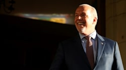 B.C. New Democrats Form Government For The 1st Time In 16