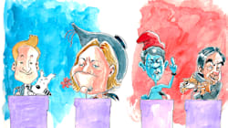 EXCLUSIF - On a demandé aux Français quel personnage de BD incarnerait le mieux ces personnalités