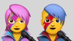 La nueva actualización de iOS trajo a David Bowie a nuestro