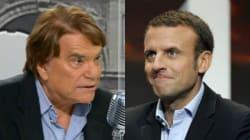 Bernard Tapie à Emmanuel Macron: