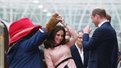 Quand l'ours Paddington fait danser Kate