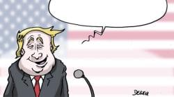 BLOG - Comment Donald Trump met les États-Unis au pied de son