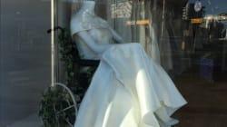 Cette robe de mariée en fauteuil roulant a inspiré plus d'une