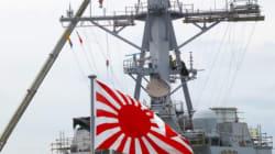 海上自衛隊、韓国の観艦式に不参加 旭日旗「降ろすの絶対ない」
