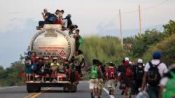La Caravana Migrante evidencia lo que los gobiernos no quieren que se