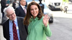 Duchess Of Cambridge Can't Stop, Won't Stop Working During