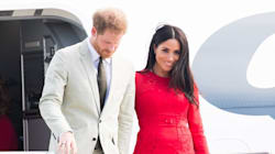 Meghan Markle Forgets Tag On Dress, Proves She's Just Like