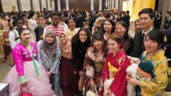 新宿の新成人、半数が外国人 日本語学校の留学生多く
