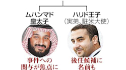 サウジアラビアの記者殺害事件、関与が疑われるムハンマド皇太子の王位継承に暗雲か