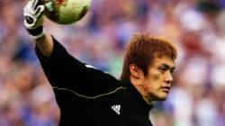 GK楢崎正剛が引退 サッカー元日本代表、24年の選手生活に終止符