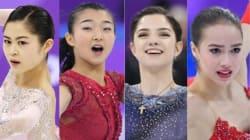 女子フィギュア、2月21日のショートプログラムの滑走順と放送時間は?【平昌オリンピック】