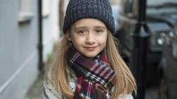 Cette petite fille a écrit à Zara pour être la mannequin de sa collection pour