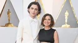 Timothée Chalamet, Margot Robbie Brought Their Moms To The