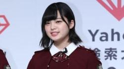 欅坂46、平手友梨奈さん、右腕の上腕三頭筋損傷で全治1カ月