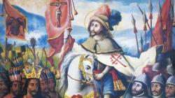 Hernán Cortés en México a 500 años de