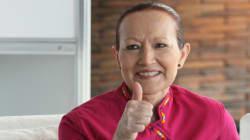 Querida Patricia Quintana, al rato te