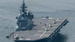 いずもは「多用途運用護衛艦」 事実上の空母、呼称で批判を回避