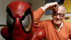 Stan Lee, monumental y también