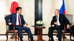 「歯舞・色丹に米基地は置かない」安倍首相、プーチン氏に伝えていた