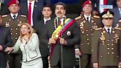 暗殺未遂か。マドゥロ大統領演説中にドローン爆発 ベネズエラ