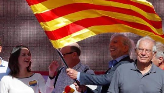España como reclamo (y Borrell,