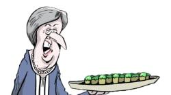 BLOG - Le rejet du Brexit n'est pas le seul problème de Theresa