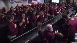 火星着陸に成功。NASAの探査機「インサイト」