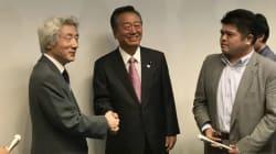 """小泉純一郎元首相、小沢一郎氏と""""30年ぶり""""に共闘。原発ゼロの鍵は「野党」"""