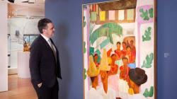 Esta obra de Diego Rivera será subastada en Nueva York por mínimo 5