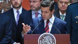 Peña Nieto: mal