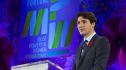 Trudeau Pressed On How Canada Will Respond To U.S. Corporate Tax