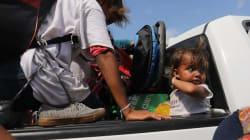 Qué tan difícil es que a los integrantes de la Caravana Migrante les den asilo en Estados