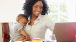 The Perks Of Being A Working Mom Are So Much More Than A