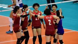 【世界バレー女子】日本、3次ラウンド進出 セルビア&イタリアと対戦