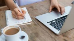 Escribir para sanar: el inicio de una columna de