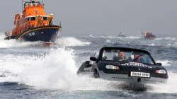 この発想はなかった。水陸両用スポーツカー「アクアダ」の動画に脱帽