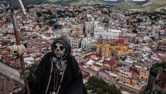 Guanajuato: breve crónica de una gran