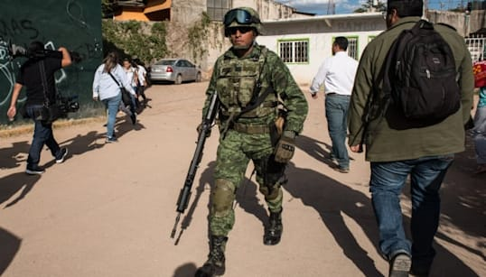 La Guardia Nacional de López Obrador es una apuesta al