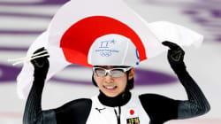 マススタートでも金メダル・高木菜那は狙い通りにレースを進め、勝利をつかんだ(平昌オリンピック)