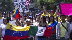 El inquebrantable eje Caracas