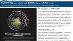 FANTOM5データを誰でも活用できる形に